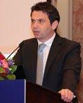 马其顿交通和通讯部部长Mile Janakieski