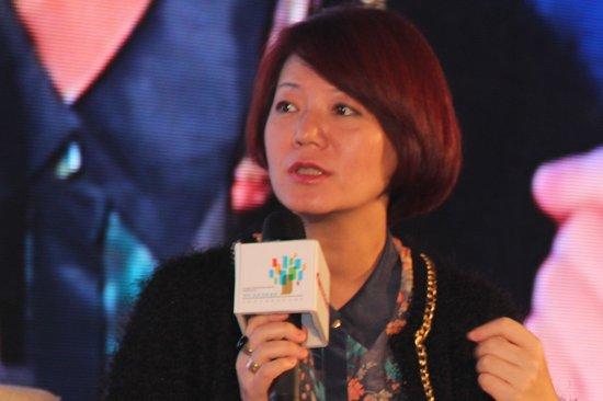 图文:奥美互动中国区总裁陈蓉