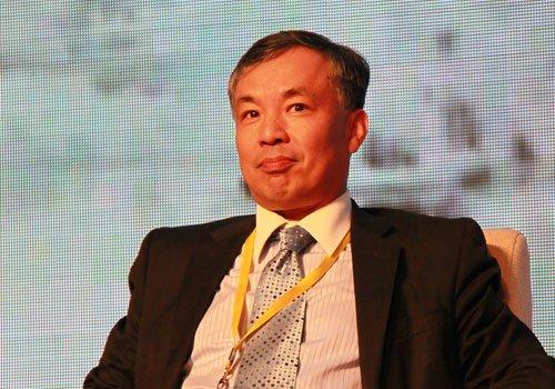 图文 汉能投资公司董事长陈宏
