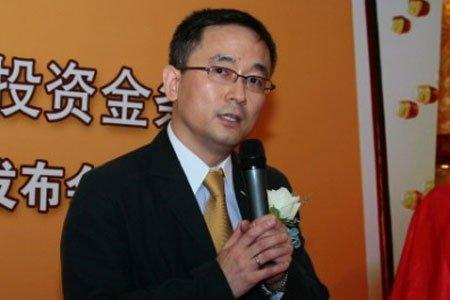 世界黄金协会大中华区总经理王立新