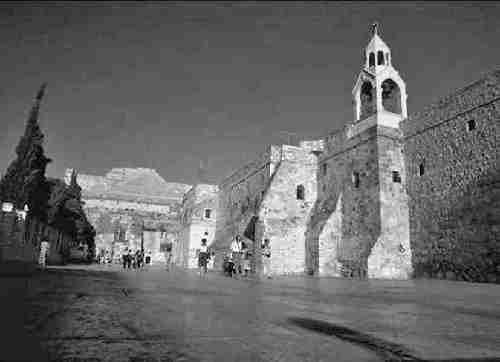 伯利恒教堂进入世界文化遗产名录巴勒斯坦欢呼申遗成功