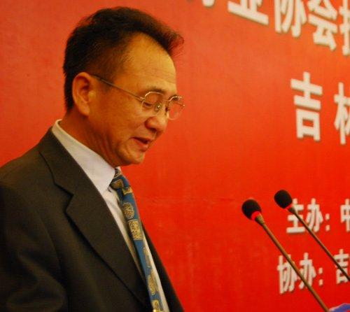 图文:吉林证监局局长江连海