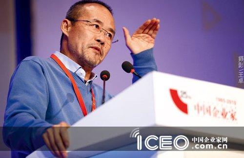 王石:成功企业家成功要素