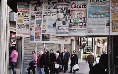塞浦路斯否认卖黄金 卖不卖黄金看德国脸色