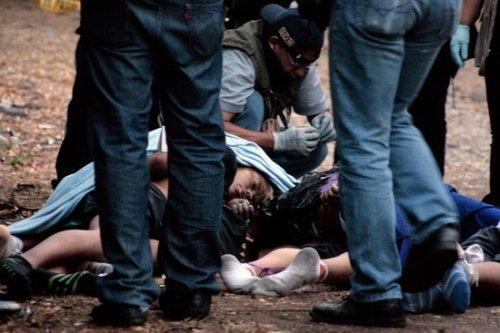 美墨边境发现12具女性尸骸 受害人疑遭犯罪集团虐杀