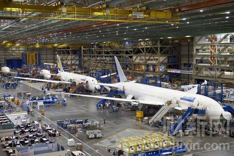 波音预计20年内全球机队规模翻番