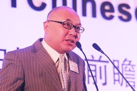 图文:FT中文网总编辑张力奋发言
