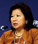 印度尼西亚贸易部长 Mari Elka Pangestu
