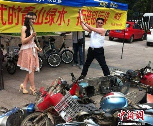 陈光标将在北上广卖空气 首期10万罐每罐四五元