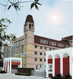 深圳高级中学:新德育浇灌高品质高中读条件美国人格图片