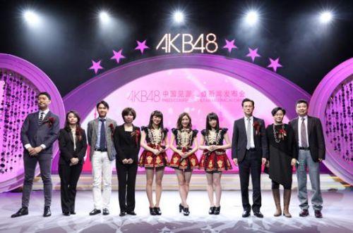 日本超人气偶像女团AKB48即将开展中国本土人才培养