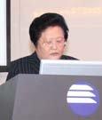 中国红十字会常务副会长赵白鸽