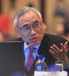 香港中文大学教授刘遵义