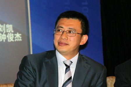 图文:嘉实基金营销策划部副总监钟俊杰