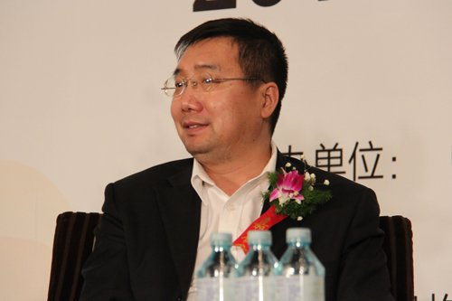 图文:北大纵横管理咨询集团创始人王璞