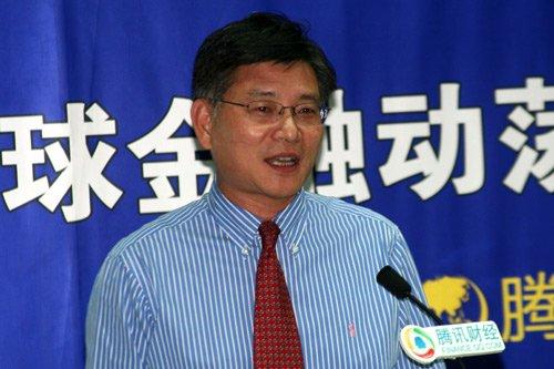 图文:法巴证券首席经济学家陈兴动