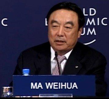 马蔚华:解决中小企业融资难需开拓更多渠道