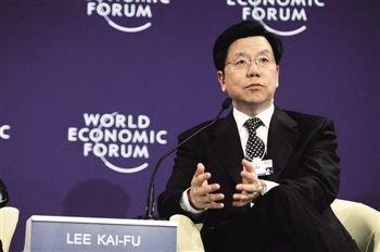 李开复:上海之外创新工场暂无进军第三个城市计划