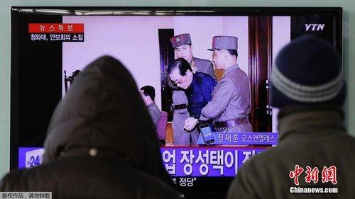朝鲜宣布判处张成泽死刑并已执行_财经_腾讯