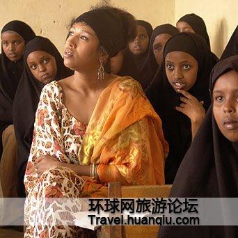 实拍索马里美女组图