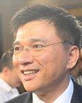 陈家强 香港财经事务及库务局局长