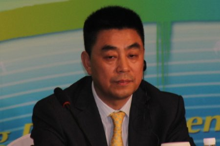 图文:深圳能源集团股份有限公司党委书记高自民