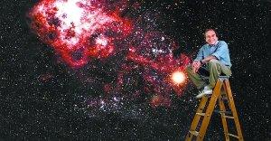 """3位""""新星""""摘诺贝尔物理学奖 宇宙最后会变成冰"""