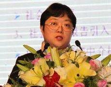 上海证券交易所公司管理部总监 史多丽