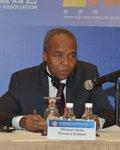肯尼亚交通和基础设施部部长 Michael Sistu Mwaura Kamau