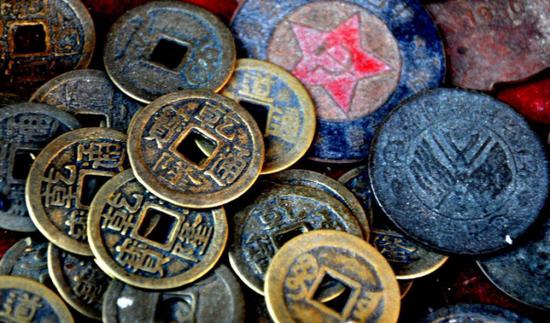 如何辨别古钱币真假