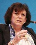 卡内基国际和平基金会总裁马秀丝