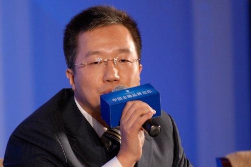 图文:银河证券办公室主任聂润成发言