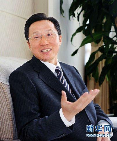 专访农业部部长韩长赋:中国人的饭碗要端在自己手中