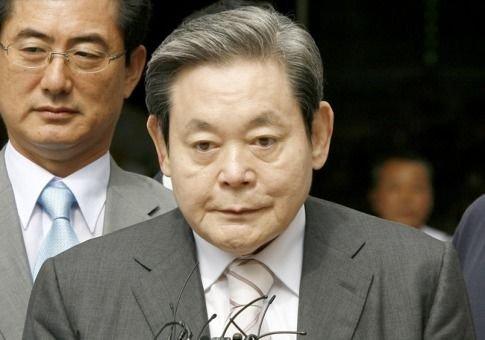 福布斯揭幕韩国十大富商 三星李健熙领跑_财经