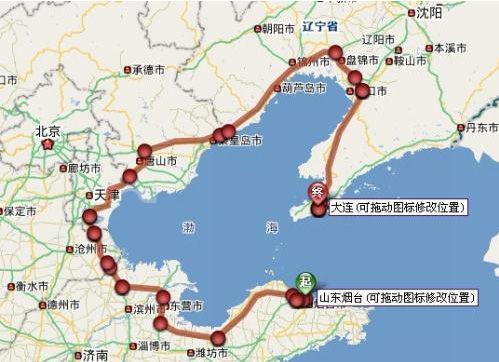 全球最长跨海隧道怎么建:铁总牵头 投资超两千亿