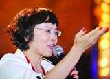 """记者胡舒立:""""中国最危险的女人"""""""