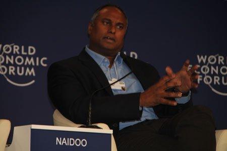 Jayendra Naidoo:南非在利用低碳契机转型