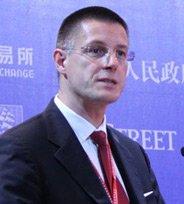 德国STOXX指数公司CEO Hartmut Graf