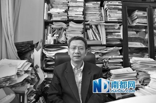 全国政协委员、财政部财政科学研究所原所长贾康