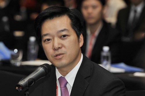 图文:深圳合赢投资管理公司总经理曾昭雄