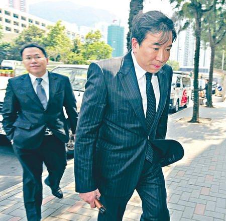 陈振聪须付3亿惩罚性诉讼费 哭穷仅剩7.3亿资产