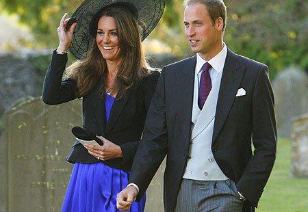 威廉王子未婚妻比王子大6 个月