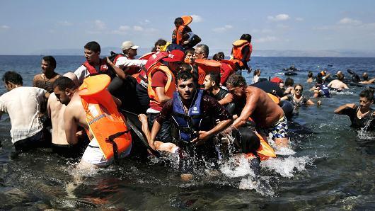 欧洲难民危机或伤害希腊旅游业