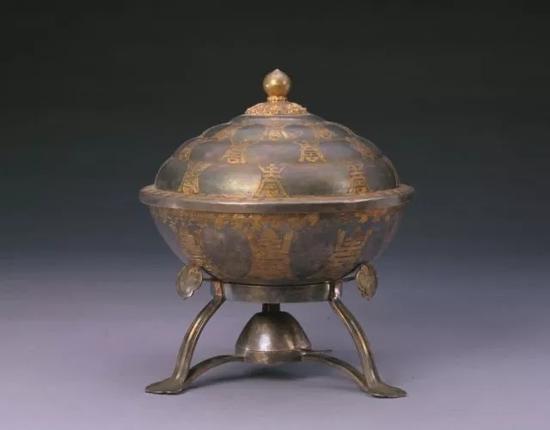 故宫博物院里的那些火锅
