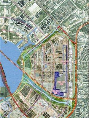 于前海时代广场条件T201-0071宗地调整项目变怎么方向规划图纸天正图片