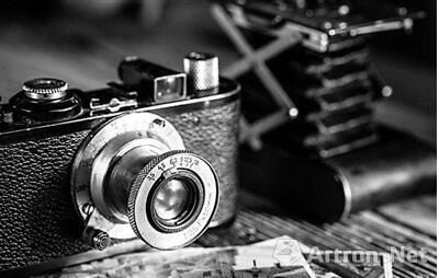 老式相机成为收藏新宠