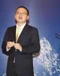 朱宇恺-通力电梯战略客户销售总监