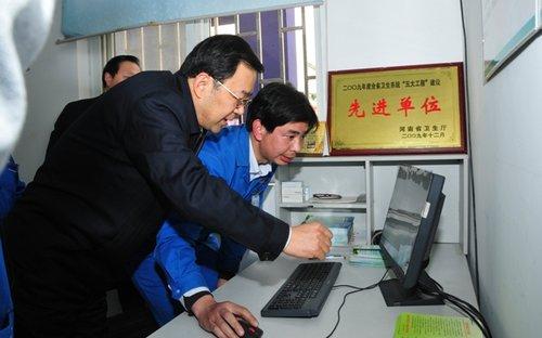 孙志刚赴八省市督导调研医改重点工作进展