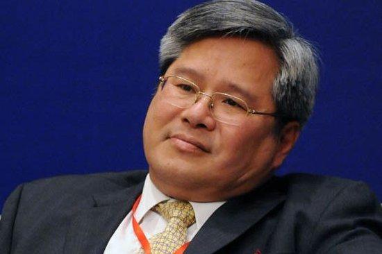 图文:中美联泰大都会人寿保险CEO贝克俊
