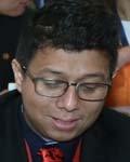 巴拿马政府公共工程部部长Pacifico Chung C.